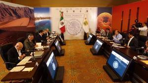 Por tercera ocasión, Coahuila fue sede de la Reunión de Gabinete de Seguridad de la Región Noreste.