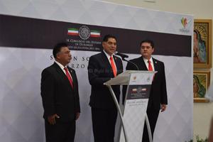El propósito es dar cumplimiento a la Reforma Constitucional, cuyo objetivo es fortalecer los mecanismos en la rendición de cuentas, dijo.