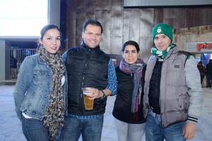 16032016 Karla, Carlos, Claudia y Memo.