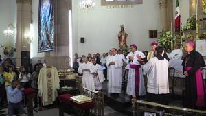 José Fortunato Álvarez Valdez acompañará a los sacerdotes y fieles católicos de La Laguna de Durango, por designación del Papa Francisco.