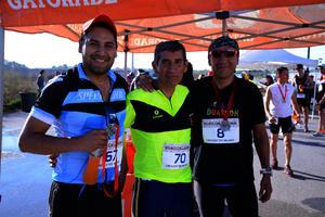 Marco,Olavo y Gabriel