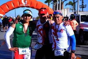 Sergio, Cacho y Elías