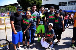 Arturo, Adriana, Carlos, Toño, Ricardo, Paty y Gio