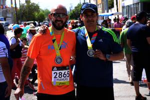Manuel y Sergio