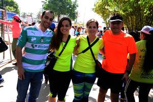 Samir, Yessica, Ivette y Rodolfo
