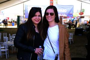 Nadia y Lorena