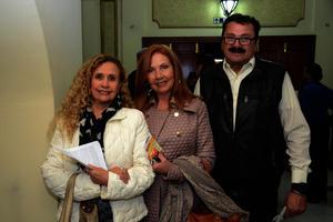 Margarita, Gaby y Pepe