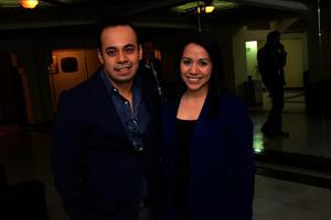 Miguel y Alejandra