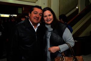 Roberto e Ingrid
