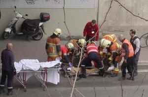 Se reportaron por lo menos 13 muertos luego de las dos explosiones en el Aeropuerto.