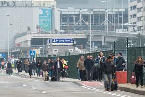 Los heridos han sido repartidos entre distintos hospitales de la región de Bruselas y la vecina del Brabante valón.