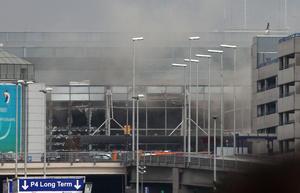 El grupo terrorista Estado Islámico (EI) asumió la autoría de los atentados en Bruselas.