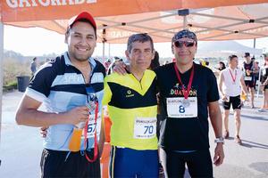 20032016 Sergio, Cacho y Elías.