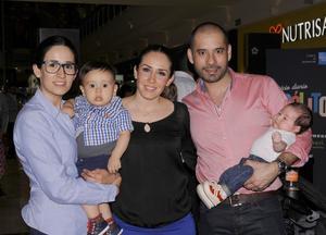 22032016 Marina, Diego, Jorge y Gabriel.