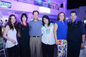 22032016 Andrea, Ana Laura, Rafael, Irma, Raúl y Mayte.