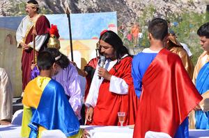 El evento fue llevado a cabo en el cerro de las Noas.