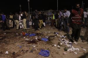 Las autoridades han confirmado la muerte de 69 personas, además de 290 heridos, pero no han informado de la presencia de cristianos entre las víctimas.