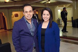 27032016 CONTENTOS.  Miguel y Alejandra.
