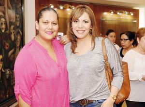 27032016 AMIGAS.  Cristina y Aracely.