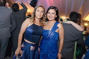 27032016 EN UNA BODA.  Pava y Diana.