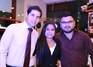28032016 Alejandro, Viridiana y Ricardo.