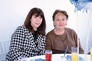 28032016 AMENA CONVIVENCIA.  Marianela y Rosa Velia.