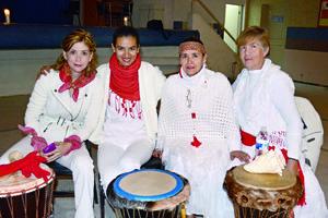 28032016 Betty, Paloma, Mely y Mary.
