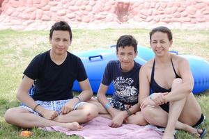 29032016 Roberto, Franco y Eugenia.