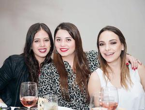 29032016 MUY GUAPAS.  Ana Sofía, Natalia y Andrea.