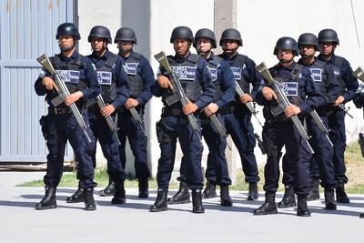 Dependerán financieramente de ambos gobiernos estatales y en lo operativo, estarán coordinados por el Mando Especial Juan Manuel Diaz Organitos.