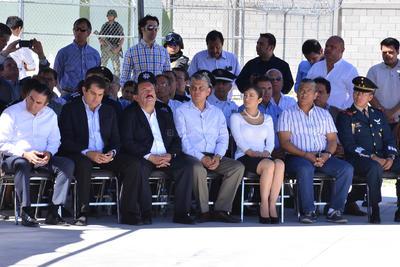 Al evento acudieron alcaldes de los municipios de La Laguna.