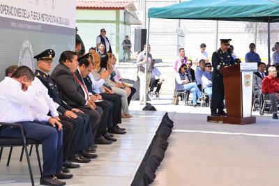 Su área de acción será los municipios de Torreón y Matamoros en la parte de Coahuila y Gómez Palacio y Lerdo en lo que hace a Durango.