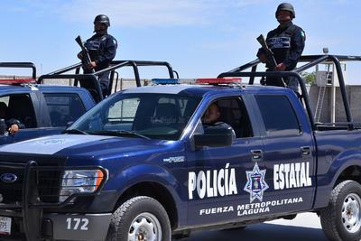 Este cuerpo policiaco está certificado, cuenta con armamento, vehículos y uniformes especiales.