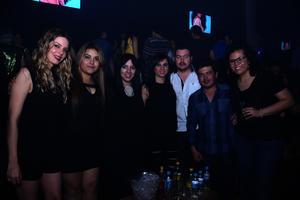 Marina, Julia, Isabel, Lizeth, Manuel, Mario y Dafne