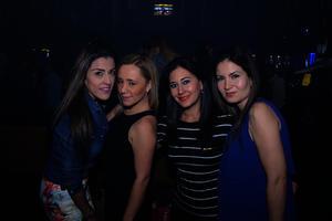 Popa, Paola, Giovanna y Cristina