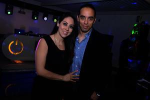 Cynthia y Jorge