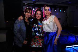 Lorena, Lily y Jessica