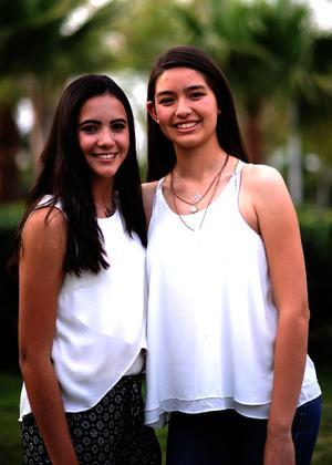 Mariana y Dany