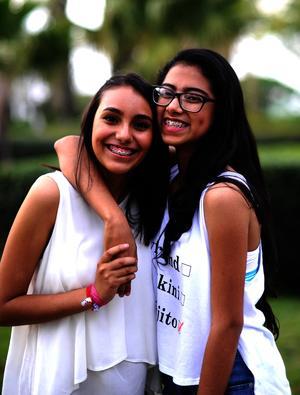 Nayeli y Estefi