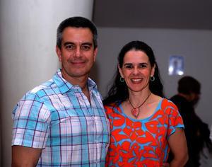 Julio y Adelina