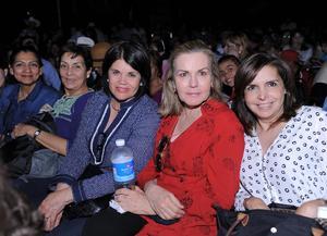 02042016 Marcela, Magda, Dolores, Rosalía y Luly.