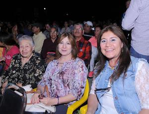 02042016 Luz María, Martha y Gloria.