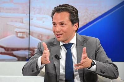 Emilio Lozoya, exdirector de Petróleos Mexicanos, quien contactó con la firma de abogados.