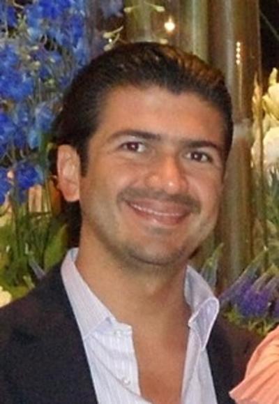 Omar Yunes Márquez, hijo del candidato panista a gobernador, Miguel Ángel Yunes Linares.