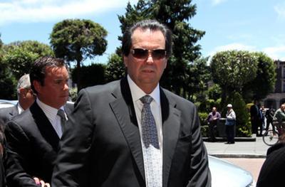 Juan Armando Hinojosa Cantú, dueño del Grupo Higa. Habría ocultado 100 millones de dólares de su fortuna a través de una compleja red financiera.