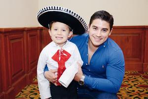 03042016 CONTENTOS.  Mateo y Francisco.