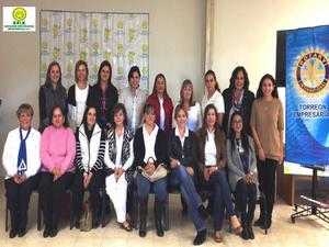 03042016 DAMAS VOLUNTARIAS SE REúNEN.  Recientemente, las Damas Voluntarias de APIN se reunieron para  planear eventos  de procuracion de fondos que permitan la sustentabilidad de la institución.