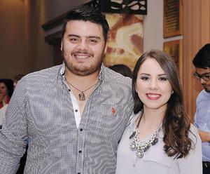 03042016 PASÁNDOLA BIEN.  Sergio y Daniela.