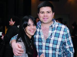03042016 EN PAREJA.  Andrea y Salvador.