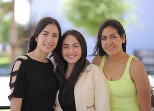 04042016 Lorena, Blanca y Andrea.
